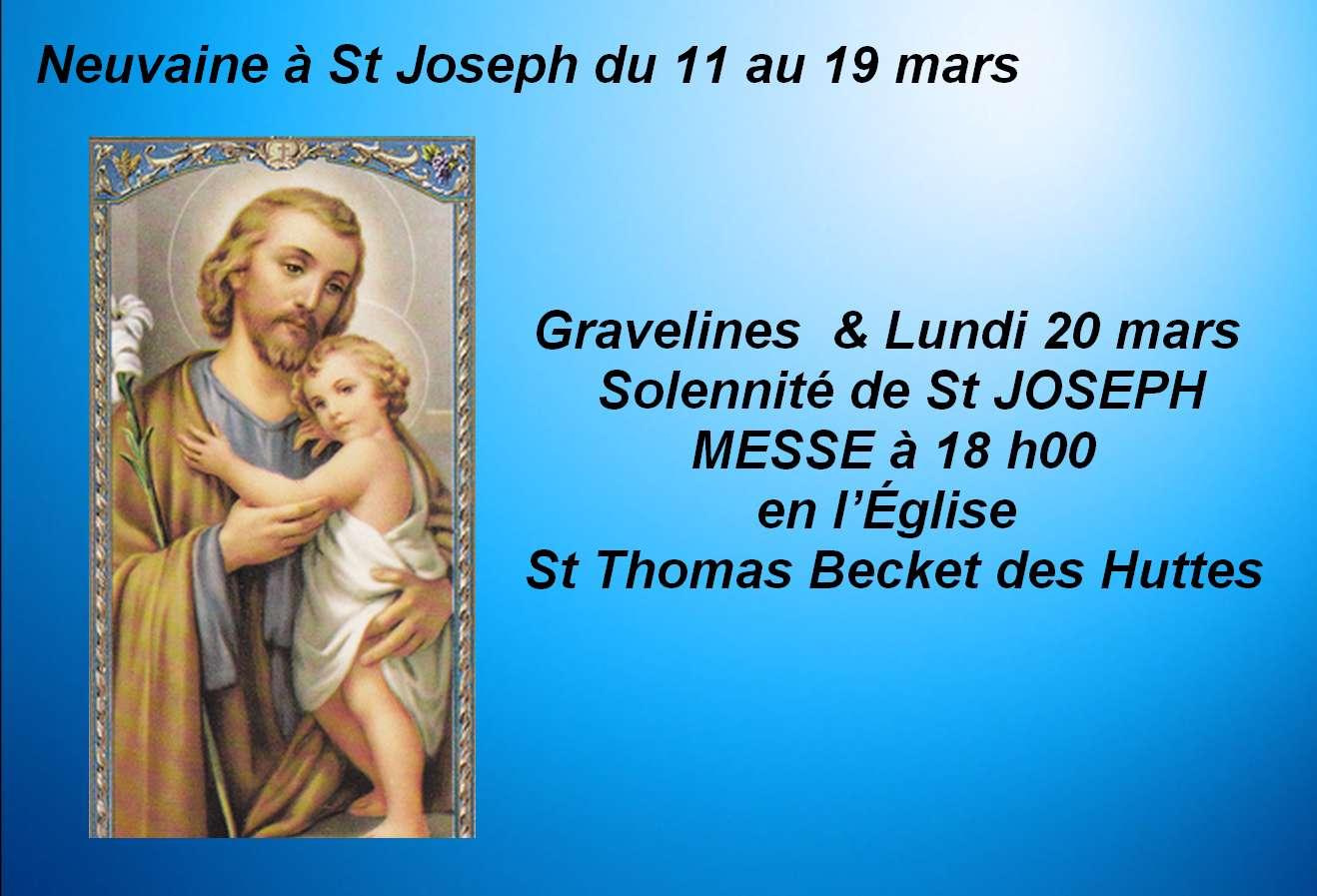 Neuvaine saint joseph pour le travail la famille la sant - Neuvaine st joseph pour vendre sa maison ...